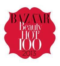 Harpers Bazaar Beauty Hot 100 2013