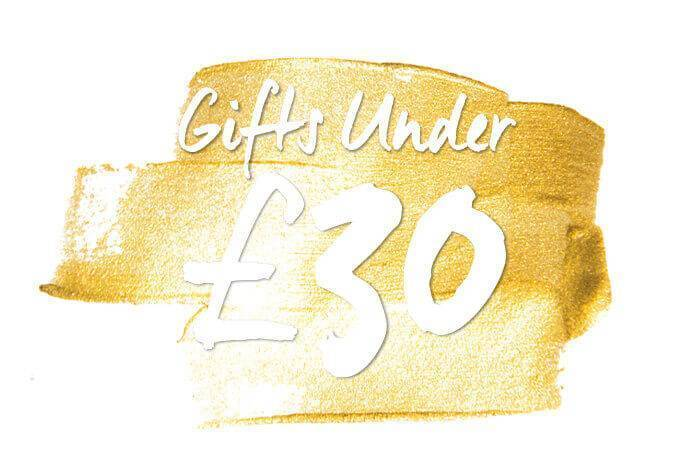 Christmas Gifts £30 & Under