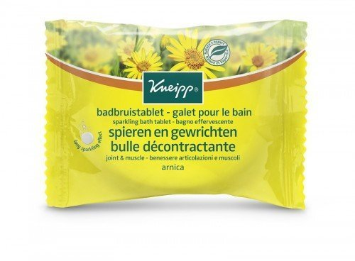 Kneipp Sparkling Bath Tablet Joint  Muscle Arnica