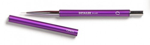 ORLY Detail Brush With Metal Case