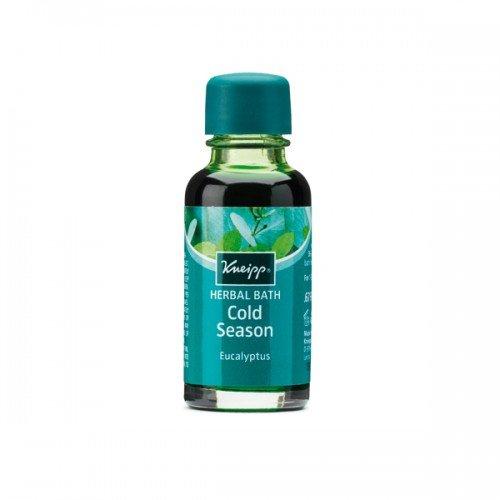 Kneipp Herbal Bath Cold Season Eucalyptus  (20ml)