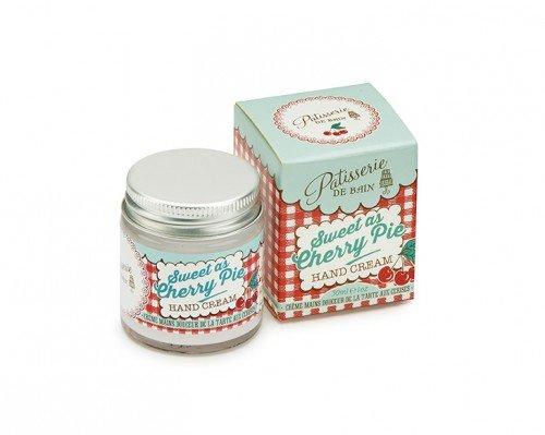 Patisserie de Bain Hand Cream Jar Sweet as Cherry Pie