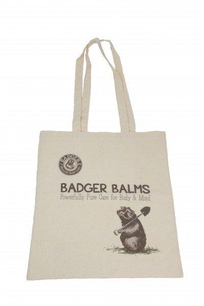 Badger Fairtrade Cotton Bag