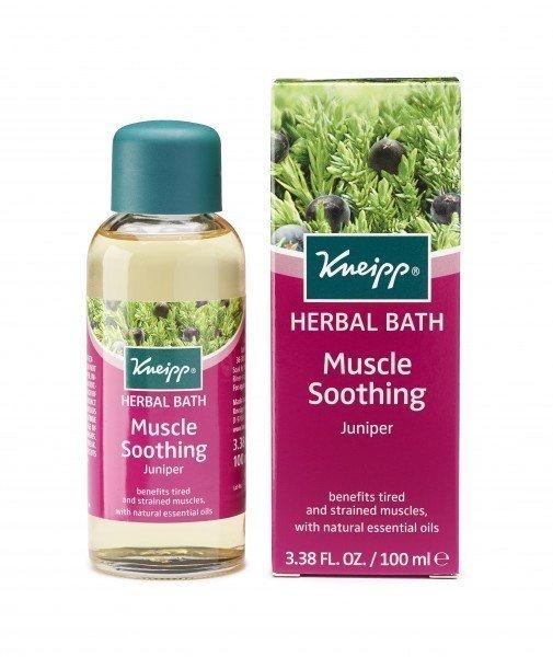 Kneipp Herbal Bath Muscle Soothing Juniper (100ml)