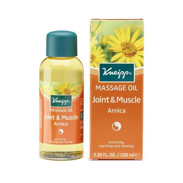 Kneipp Massage Oil Joint  Muscle Arnica (100ml)