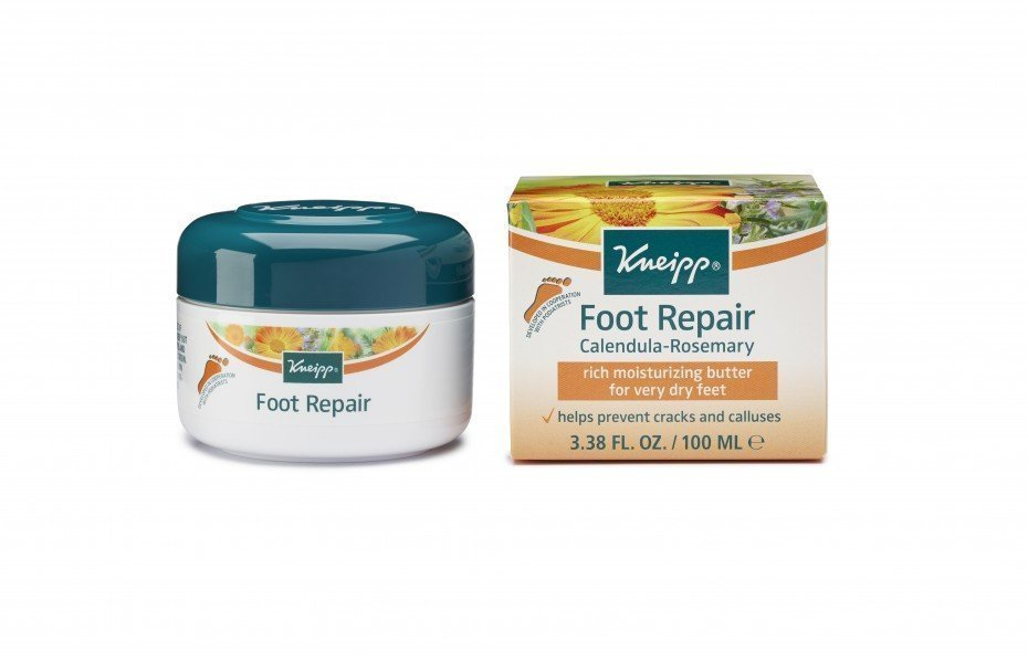 Kneipp Foot Repair Cream Calendula  Rosemary (100ml)