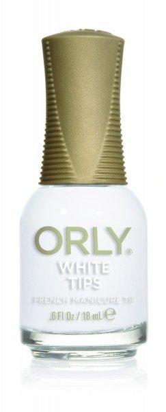ORLY Nail Polish White Tips (18ml)