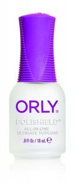 ORLY Polishield 3 In 1 Ultimate Topcoat (18ml)