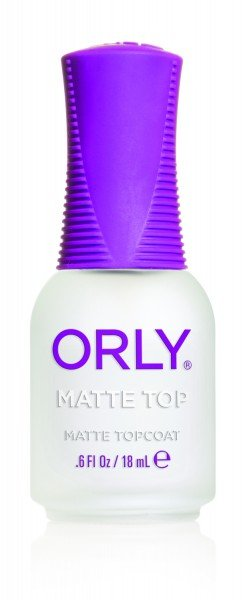 ORLY Top Coat Matte (18ml)