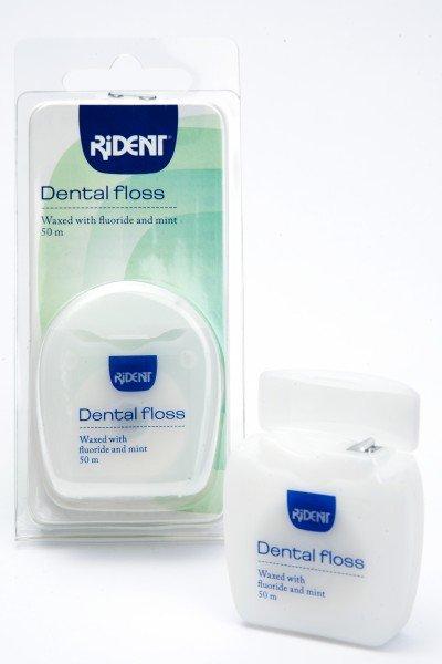 Rident Dental Floss 50 Metres