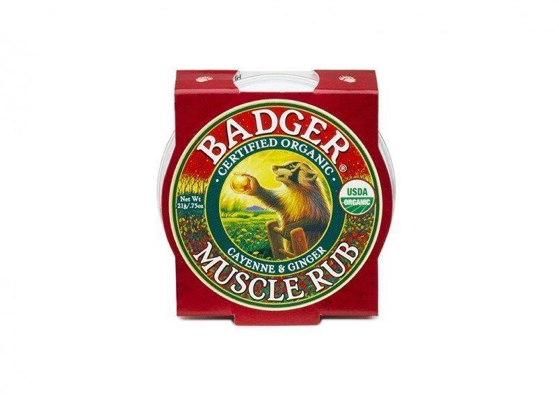 Badger Balm Mini Muscle Rub (21g)