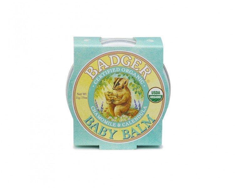 Badger Balm Mini Baby Chamomile and Calendula