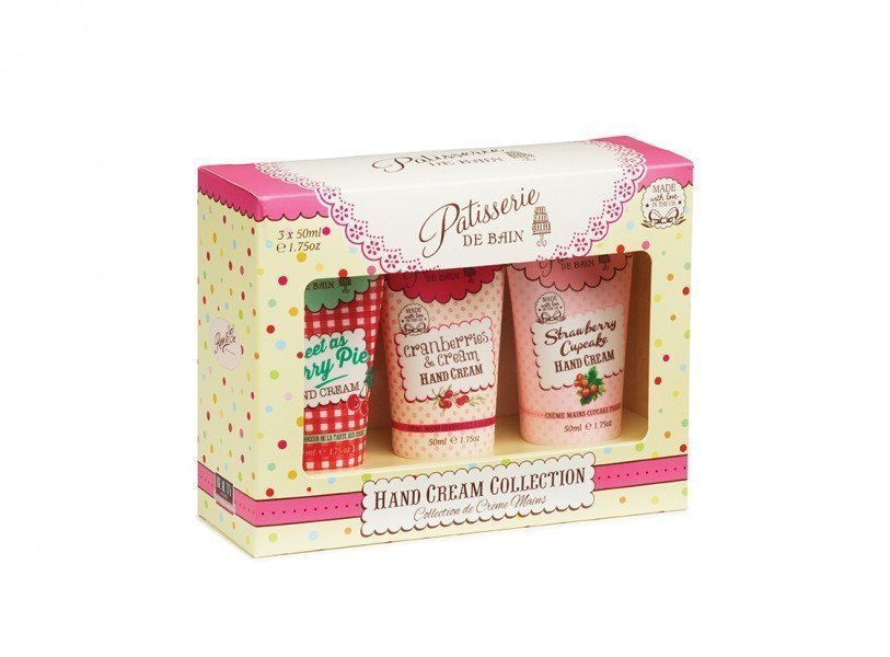 Patisserie de Bain Hand Cream Collection