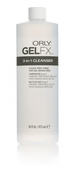 ORLY Gel FX 3-in-1-Cleanser