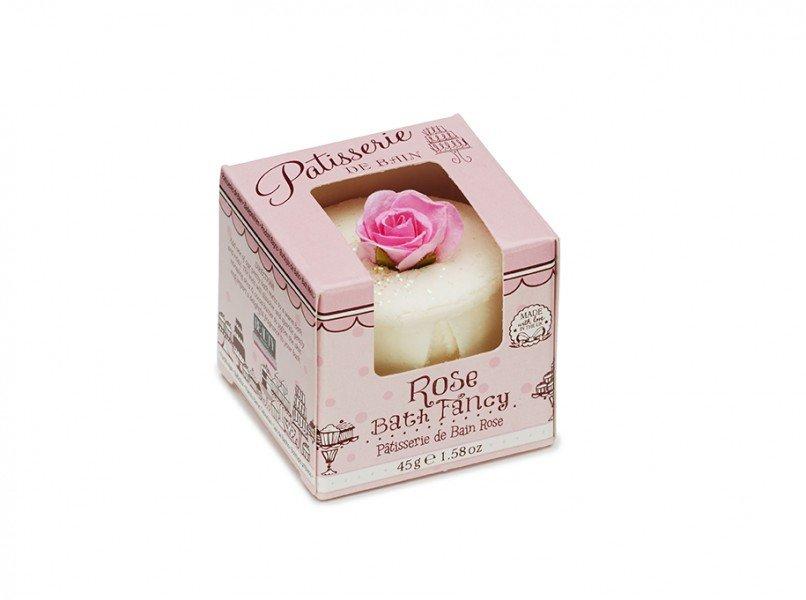 Patisserie de Bain Rose Bath Fancy