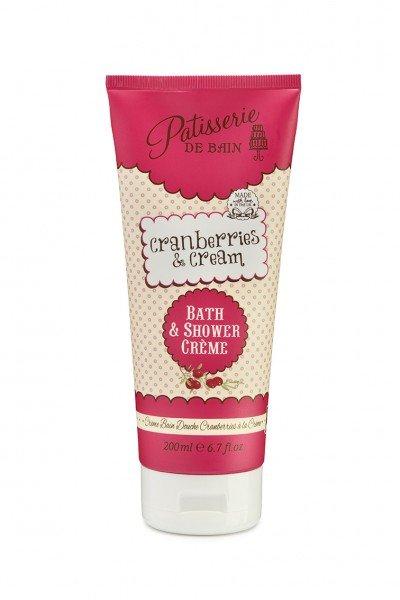 Patisserie de Bain Shower Crème Cranberries Cream