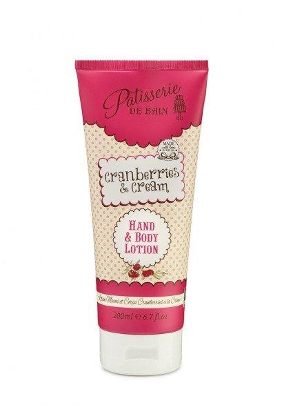 Patisserie de Bain Body Lotion Cranberries Cream