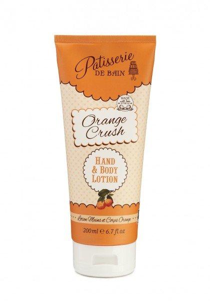 Patisserie de Bain Body Lotion Orange Crush
