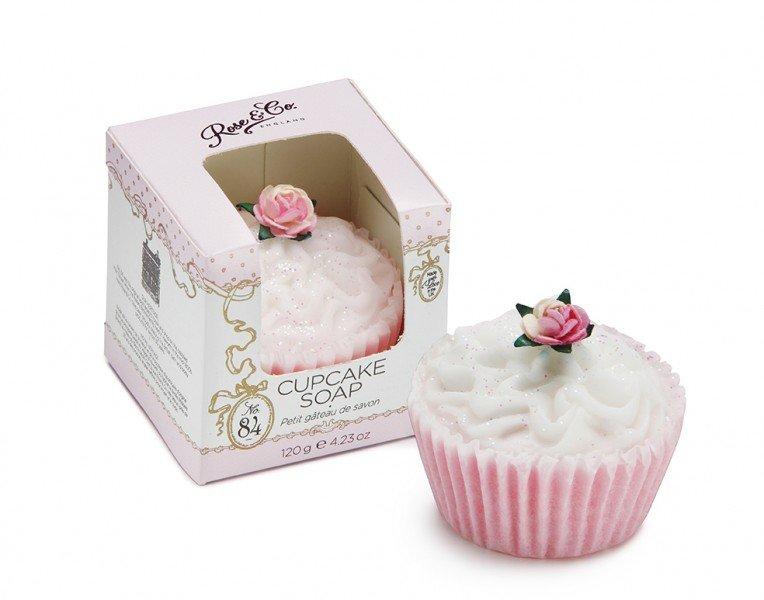 Rose Co. Cupcake Soap No.84