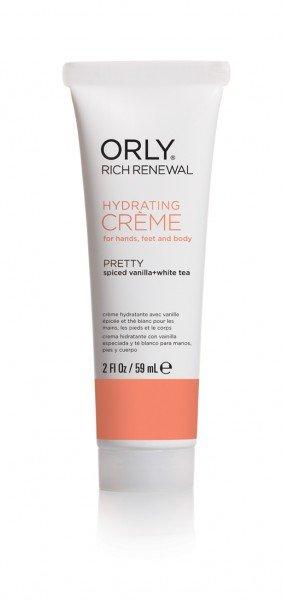 ORLY Rich Renewal Hydrating Crème Pretty