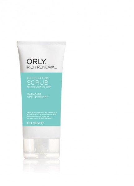 ORLY Rich Renewal Exfoliating Scrub Paradise