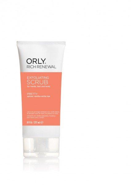 ORLY Rich Renewal Exfoliating Scrub Pretty