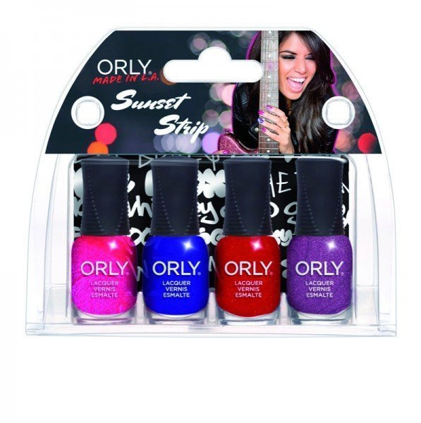 ORLY Polish Mini Kit Sunset Strip