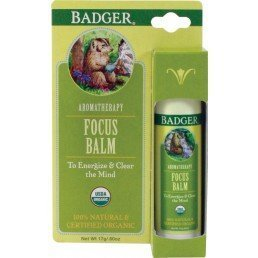 Badger Balm Aromatherapy Stick Focus (17g)