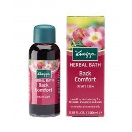 Kneipp Herbal Bath Back Comfort Devils Claw (100ml)