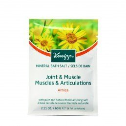Kneipp Mineral Bath Salt Crystals Joint  Muscle Arnica (60g)