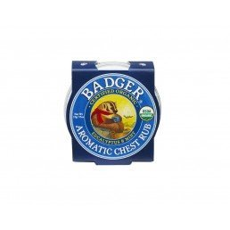 Badger Balm Mini Aromatic Chest Rub