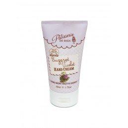 Patisserie de Bain Hand Cream Tube Sugared Violet