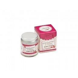 Patisserie de Bain Hand Cream Jar Cranberries Cream