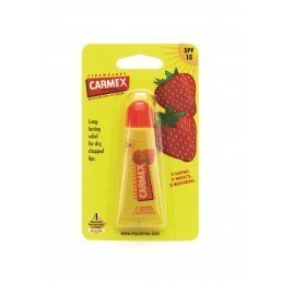 Carmex Lip Balm Strawberry Tube (10g)