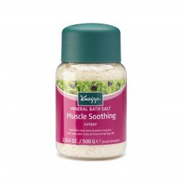 Kneipp Mineral Bath Salt Crystals Muscle Soothing Juniper (500g)