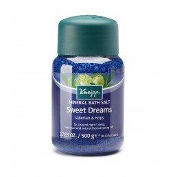 Kneipp Mineral Bath Salt Crystals Sweet Dreams Valerian  Hops (500g)