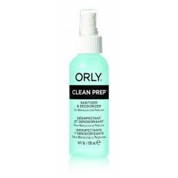 ORLY Clean Prep Sanitizer (4oz)
