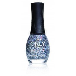ORLY Color Blast Silver Holo Chunky Glitter (11ml)