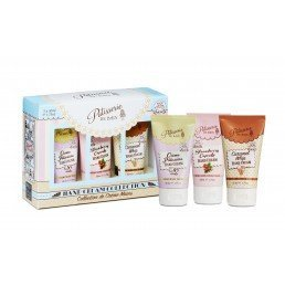 Patisserie de Bain Hand Cream Collection (Strawberry, Caramel,  Creme Patissiere) (3x50ml)