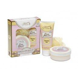 Patisserie de Bain Gift Set Crème Patissiere