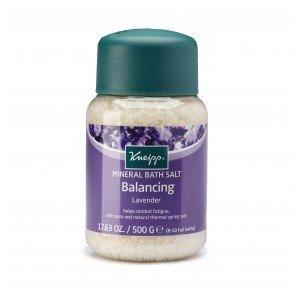 Kneipp Mineral Bath Salt Crystals Balancing Lavender (500g)