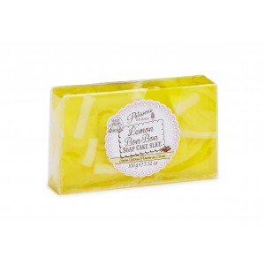 Patisserie de Bain Soap Cake Slice Lemon Bon-Bon