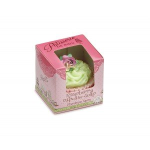 Patisserie de Bain Cupcake Soap Raspberry