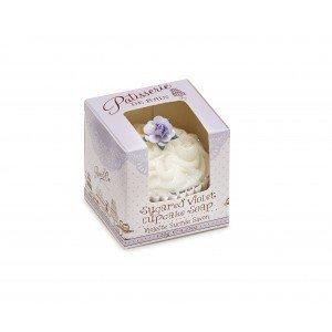Patisserie de Bain Cupcake Soap Sugared Violet