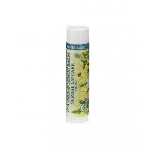 Badger Lip Balm Tea Tree  Lemon Stick 4.2g