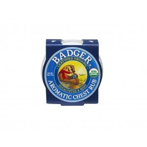 Badger Balm Mini Aromatic Chest Rub (21g)