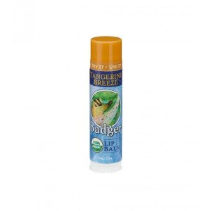 Badger Lip Balm Tangerine Breeze (4.2g)