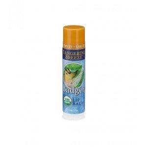 Badger Lip Balm Tangerine Breeze (4.2g)