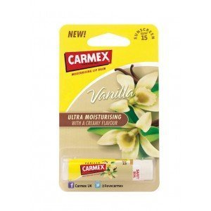 Carmex Lip Balm Premium Stick Vanilla (4.25g)