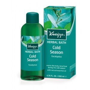 Kneipp Herbal Bath Cold Season Eucalyptus  (200ml)